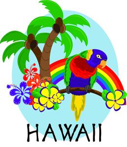 Free hawaiian clip art images 2