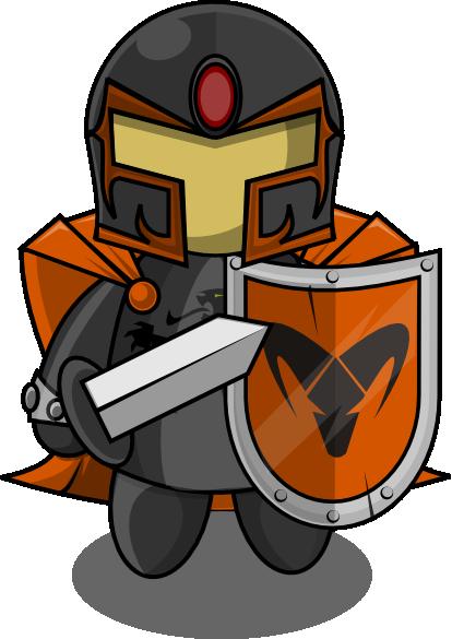 Free knight clip art