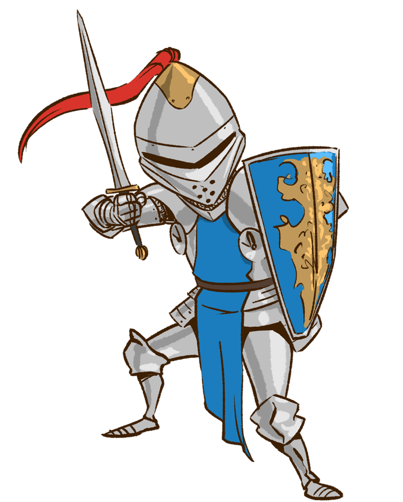 Free knight clipart pictures 2