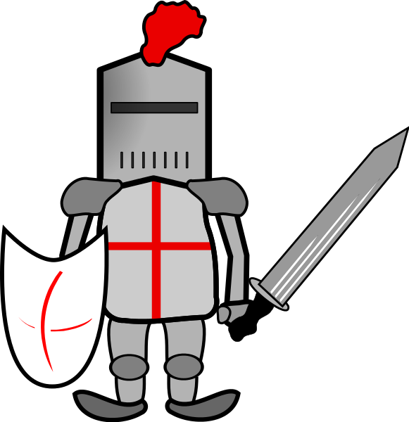 Free knight clipart pictures 3