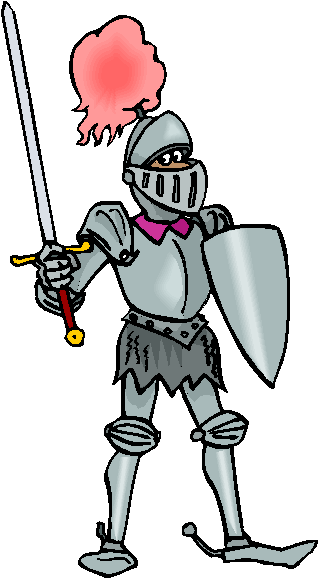 Free knight clipart pictures