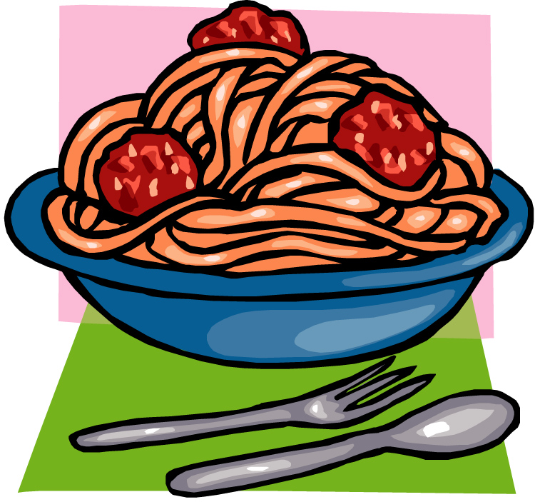 Free spaghetti clipart images 2