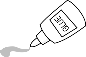 Glue stick clipart free images 2