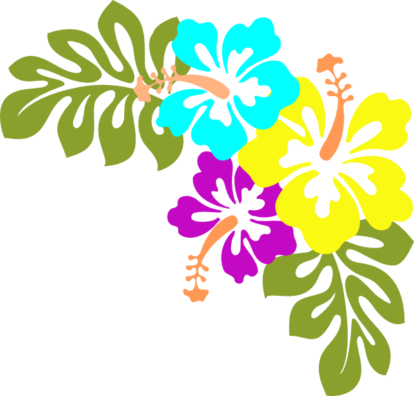 Hawaiian clip art free clipart images