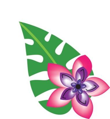 Hawaiian clipart 6 hawaii flower hibiscus