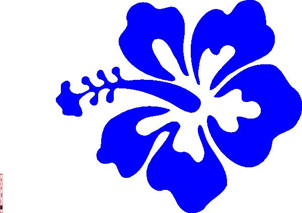 Hawaiian flower clip art chadholtz
