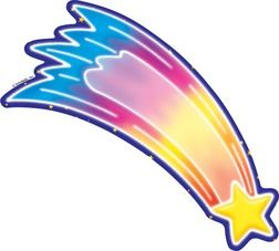 Ideas about shooting star clipart on 4