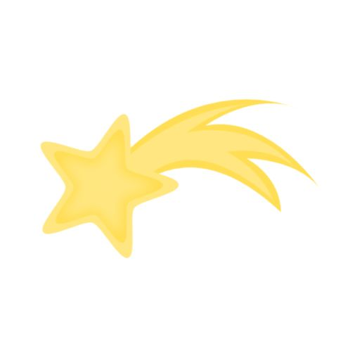 Ideas about shooting star clipart on