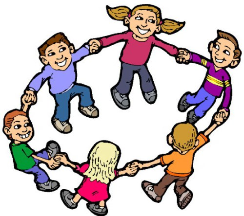 Image of clip art preschool 8 circle time clipart
