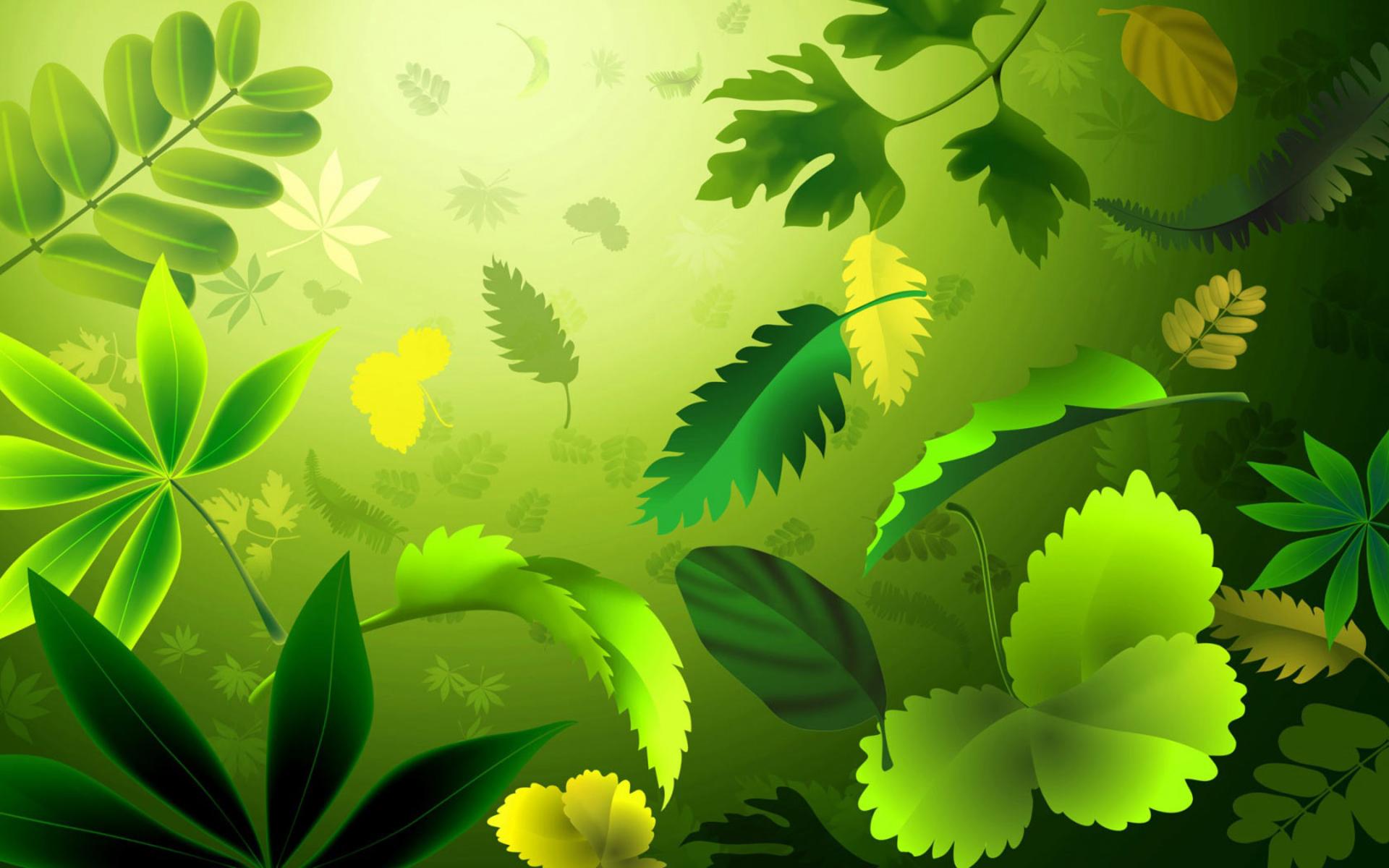 Jungle background clipart 4