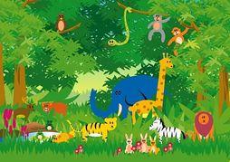 Jungle clip art free clipart images 6