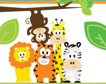 Jungle clip art free clipart images 7
