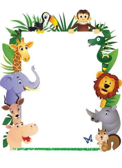 Jungle clipart 4