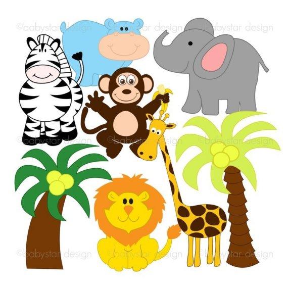 Jungle clipart 5 2