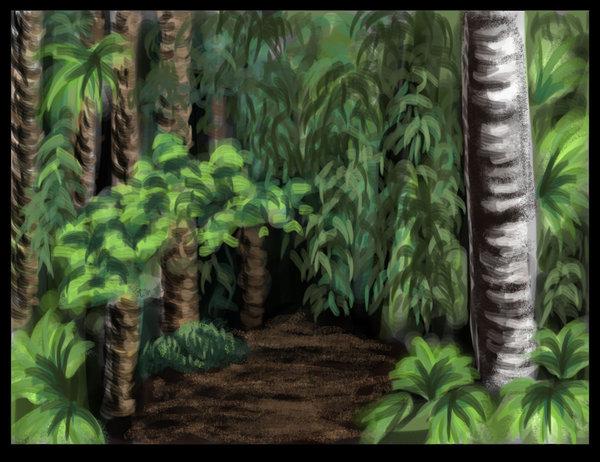 Jungle clipart 9 2