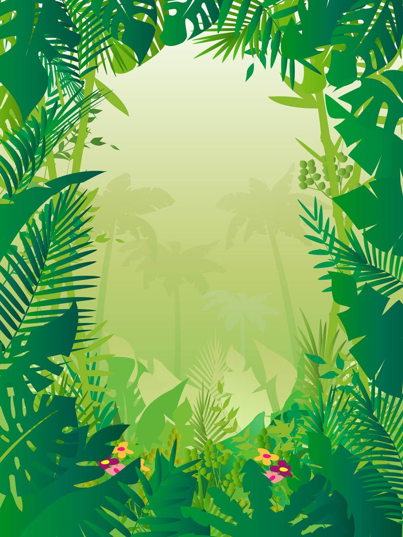 Jungle clipart 9