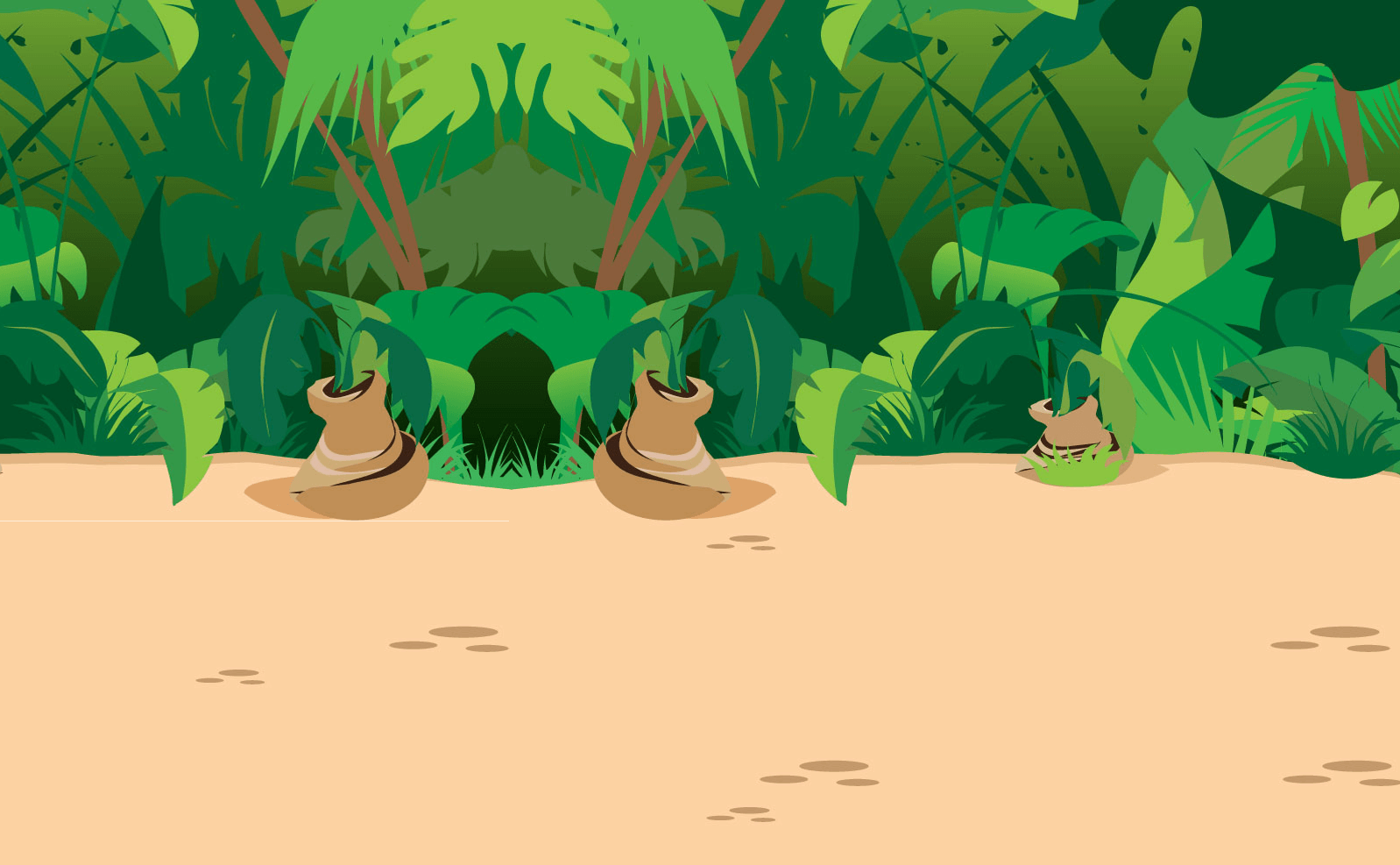 Jungle clipart free clip art