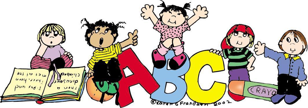 Kindergarten clip art on kindergarten and