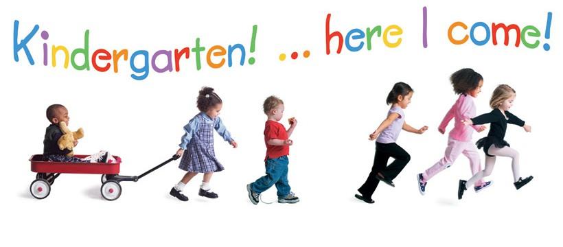 Kindergarten roundup clipart