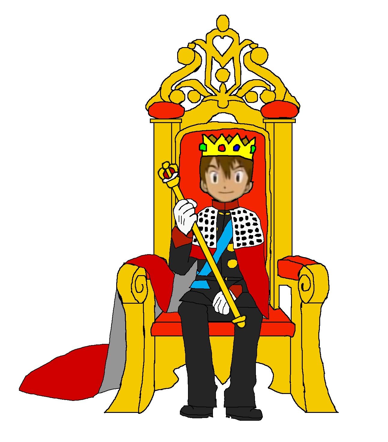 King clip art 4