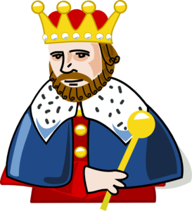 King clip art free clipart images 2