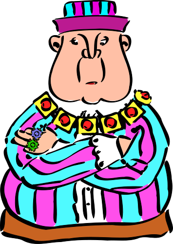 King clip art free clipart images 4
