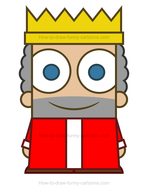 King clipart 6