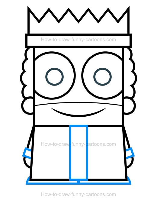 King clipart 7