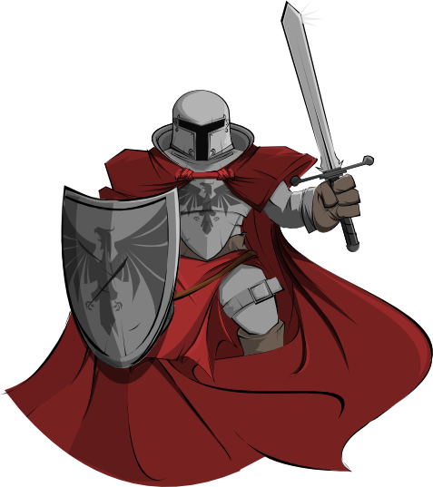 Knight clip art free clipart images 2