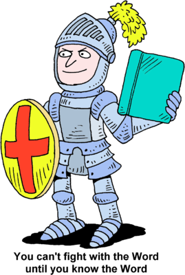 Knight clipart 5