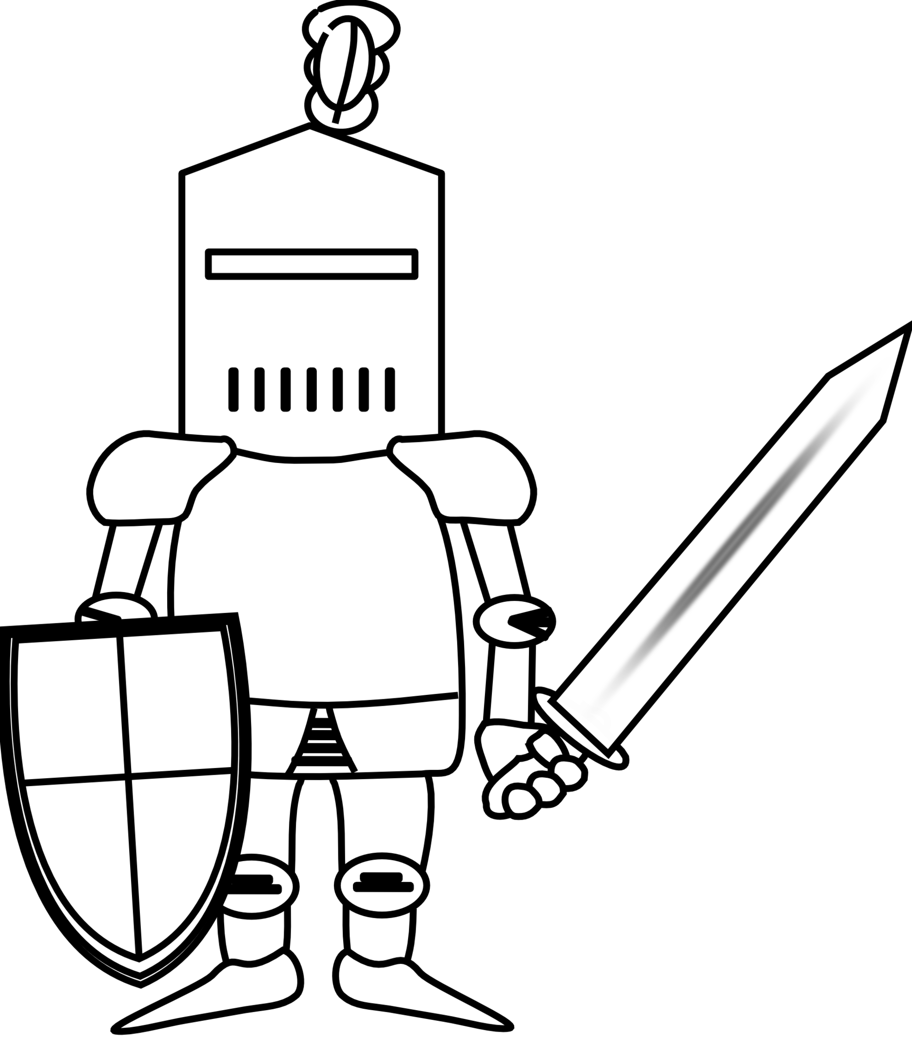 Knight clipart clipart