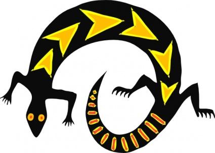 Lizard clipart 5 2