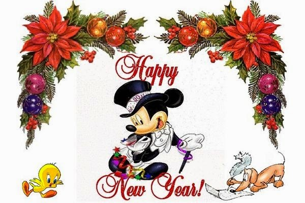 New year blessings clip art 3