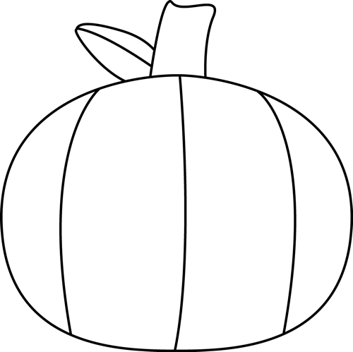 Pumpkin  black and white pumpkin black and white clipart 2