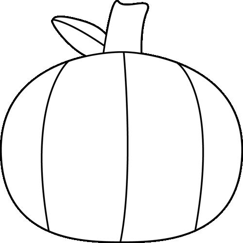 Pumpkin  black and white pumpkin black and white clipart 2