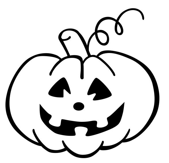 Pumpkin  black and white pumpkin clipart black and white vines