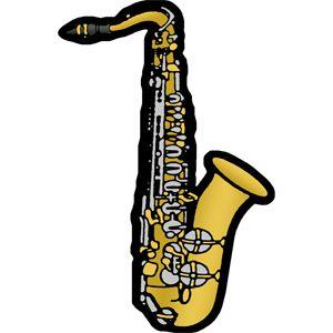 Saxophone clipart 0 clipart – Gclipart.com