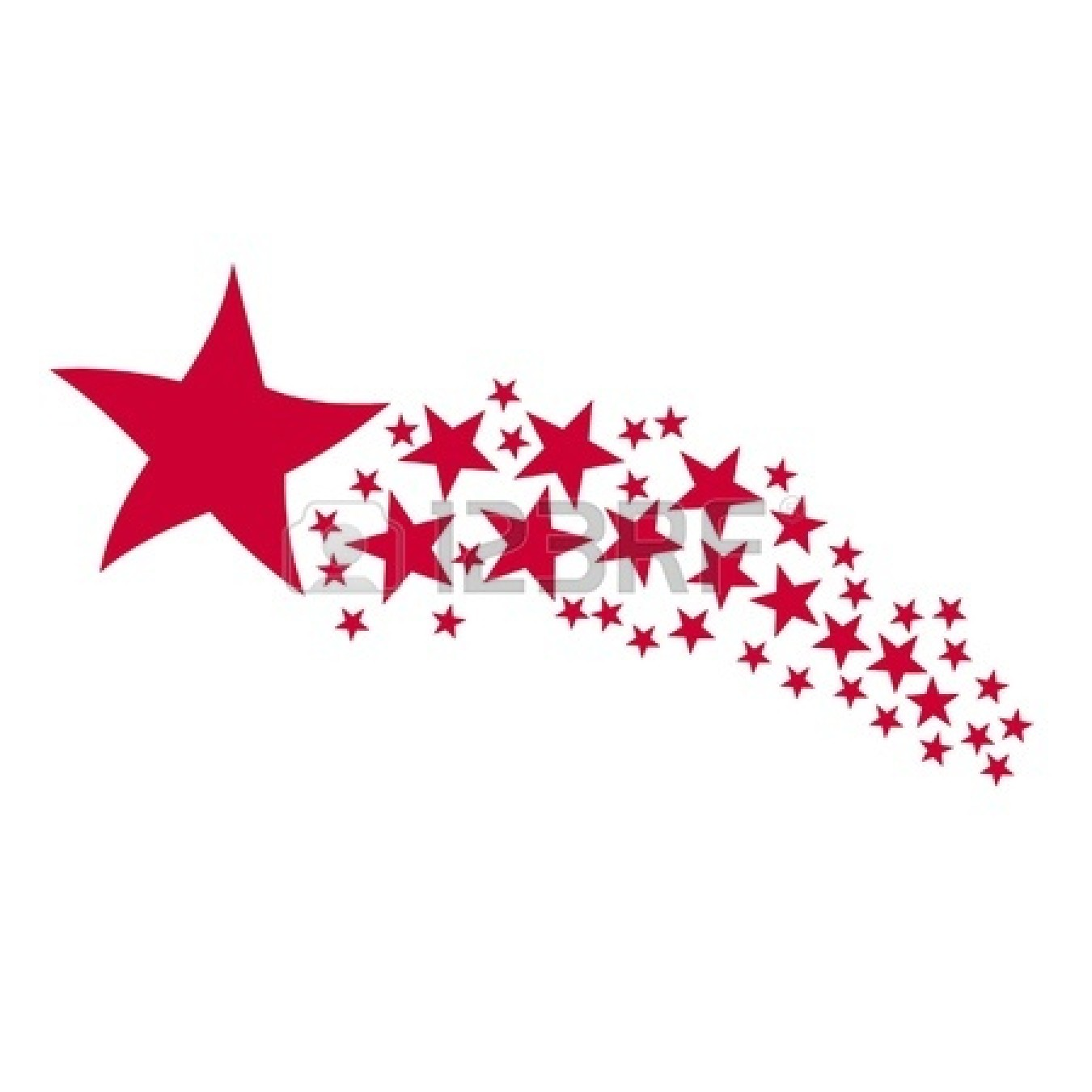 Shooting star clipart free download 2