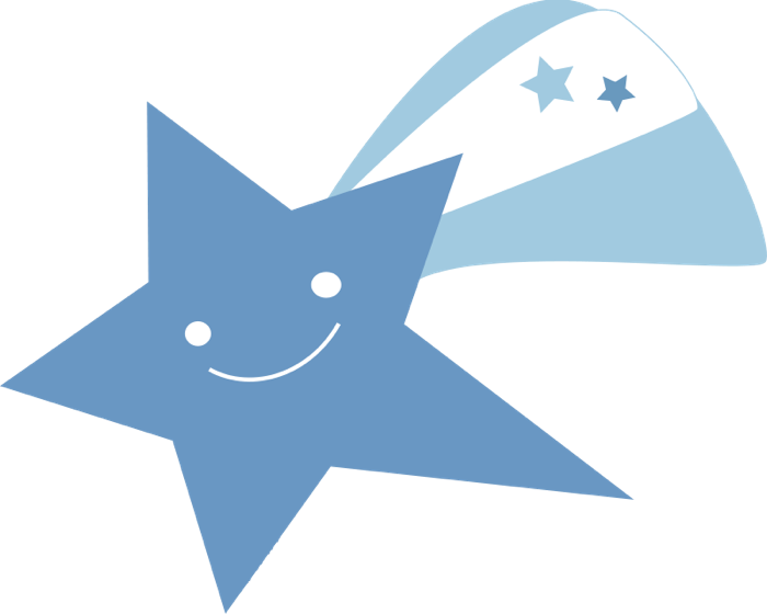 Shooting star star clipart and animated graphics of stars
