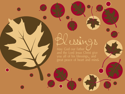 Showers of blessings clipart 2