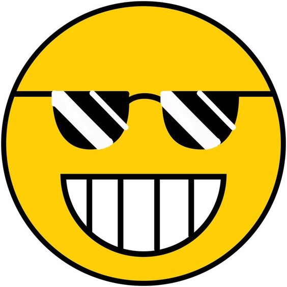 Smiley face thumbs up black and white pi5e8bbxt