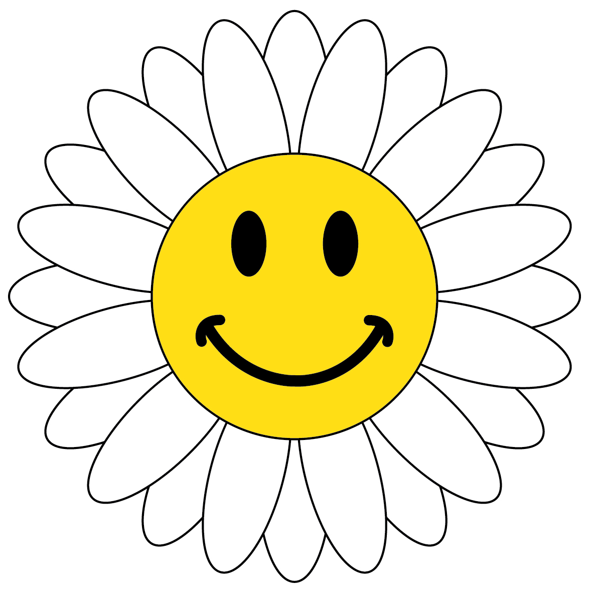 Smiley face thumbs up happy face thank you clipart