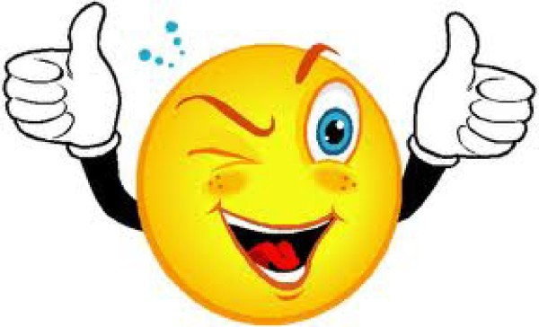 Smiley face thumbs up smiley face clip art thumbs up free clipart images 2
