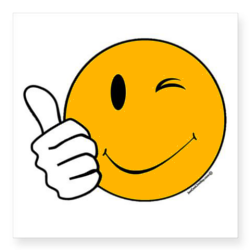 Smiley face thumbs up smiley face clip art thumbs up free clipart images 4