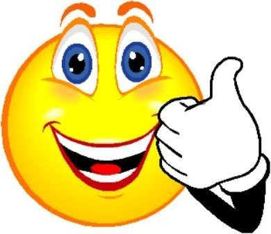 Smiley face thumbs up smiley face clip art thumbs up free clipart images