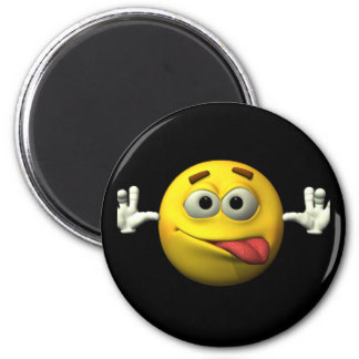 Smiley face thumbs up smiley face refrigerator magnets zazzle