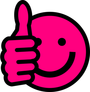 Smiley face thumbs up smiley face thumbs down clipart free images