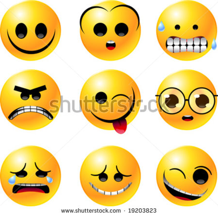 Smiley face thumbs up women thumbs up smiley clipart