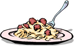 Spaghetti clipart free images 2