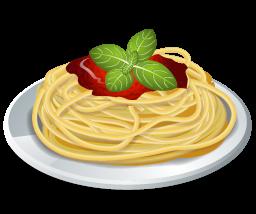 Spaghetti free to use clip art